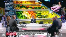 Cantines : un menu végétarien obligatoire chaque semaine, bonne idée ? - 04/11
