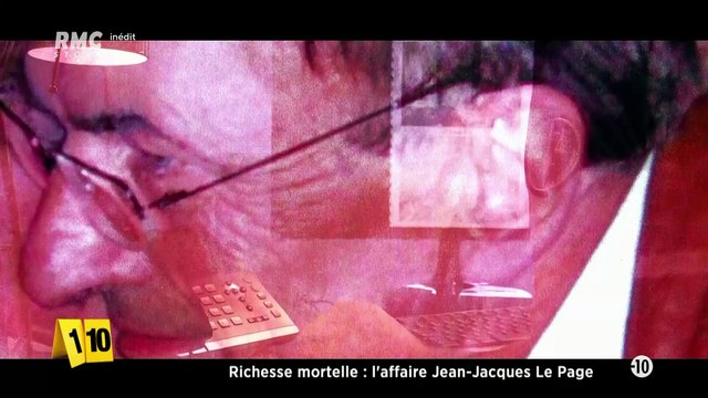Indices 5x02 - RICHESSE MORTELLE : L'AFFAIRE JEAN-JACQUES LEPAGE