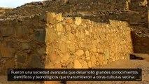 Caral, la civilización que desapareció por un cambio climático hace más de 4.000 años