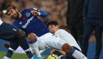 Terrible blessure pour André Gomes lors du match Everton – Tottenham