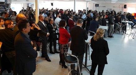 Vidéo des installations du RCME pour les Entreprises