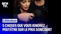 Il ne rapporte que 10€, seules 12 femmes l'ont décroché… Ce que vous ignorez peut-être sur le prix Goncourt
