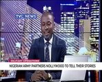 Nigerian Army partners Nollywood to tell military operation stories