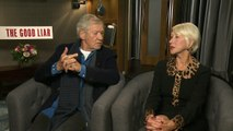 Ian McKellen and Helen Mirren debate Tinder and Grindr
