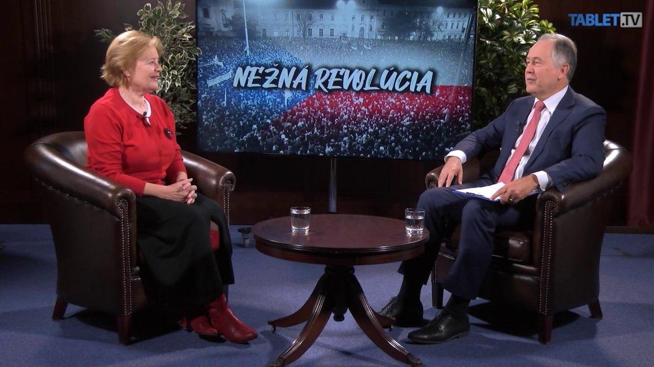 VÁŠARYOVÁ: Prítomnosť Dubčeka v hľadisku pred novembrom ´89 veštila zmenu režimu