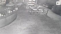 Un fantôme se serait violemment manifesté dans ce restaurant fermé