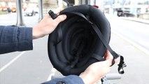 Bumpair : le casque gonflable pour les trottinettes