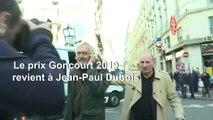Jean-Paul Dubois, prix Goncourt 2019