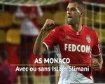 Monaco - Sans Slimani, plus dure la vie