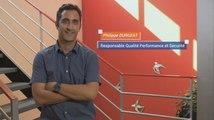 DGAC : Responsable qualité, performance et sécurité - Philippe Durgeat, DSAC Nord-Est