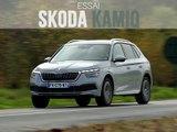 Essai Skoda Kamiq 1.0 TSi 95 Style 2019