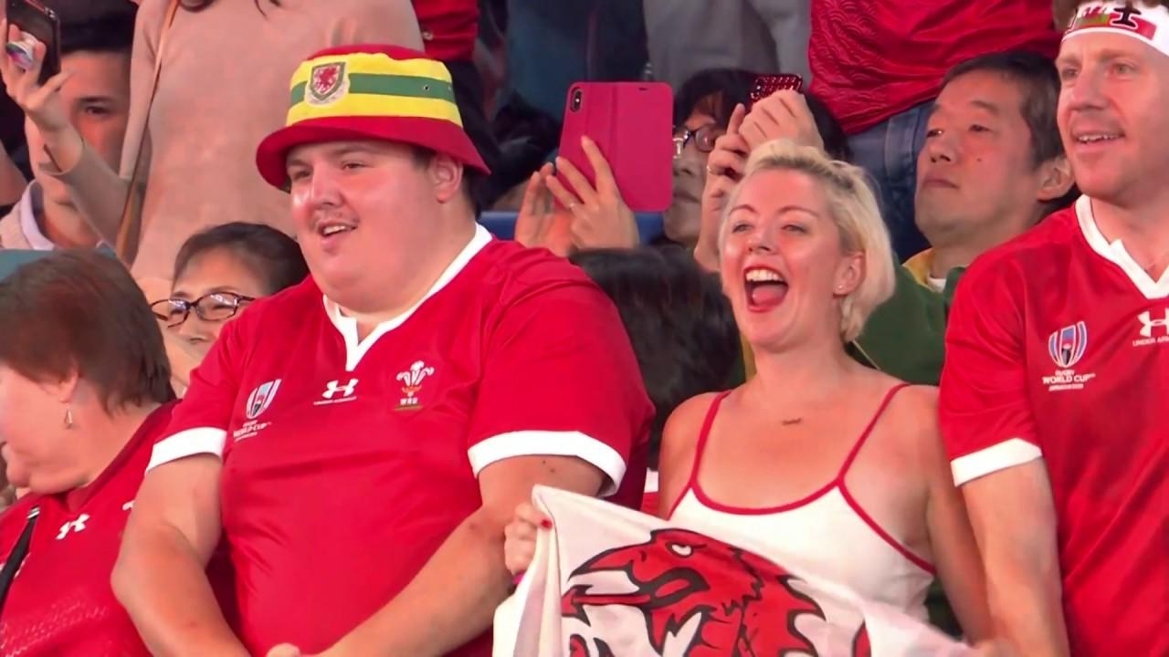 Dünya Rugby Şampiyonası | Galler vs Güney Afrika