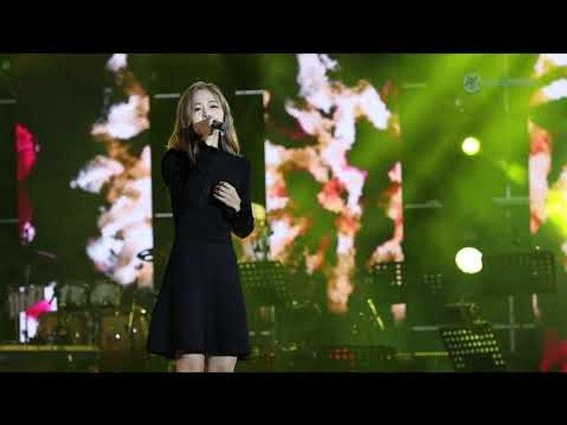 [축하공연 직캠] HYNN 박혜원 - 시든 꽃에 물을 주듯