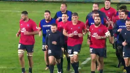 Pro D2 : Stade Aurillacois - Provence Rugby (39-6)
