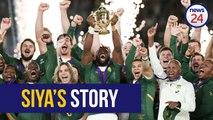 WATCH | From Zwide to World Cup champion: The Siya Kolisi story