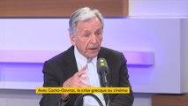 Costa-Gavras : « Le pouvoir de l'argent affaiblit les démocraties »