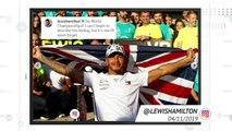 Lewis Hamilton wins sixth world title