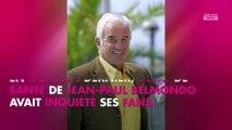 Jean-Paul Belmondo : comment va-t-il depuis sa chute ? Sa belle-fille s'exprime