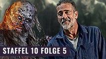 Negan & der Schlechteste Charakter ever   The Walking Dead Staffel 10 Folge 5