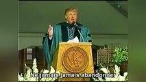 Les conseils de Donald Trump