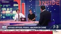 Voyage officiel pour Emmanuel Macron en Chine - 04/11