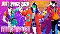 Just Dance 2020 - Full Song List | Official Music Game 2019 | HD