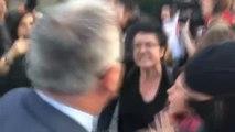 Impiden al líder del PP en el Ayuntamiento de Barcelona entrar al acto con la Familia Real