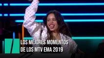 Los mejores momentos de los premios MTV EMA 2019