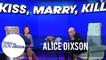 Alice Dixson plays 'Kiss, Marry, Kill challenge' | TWBA