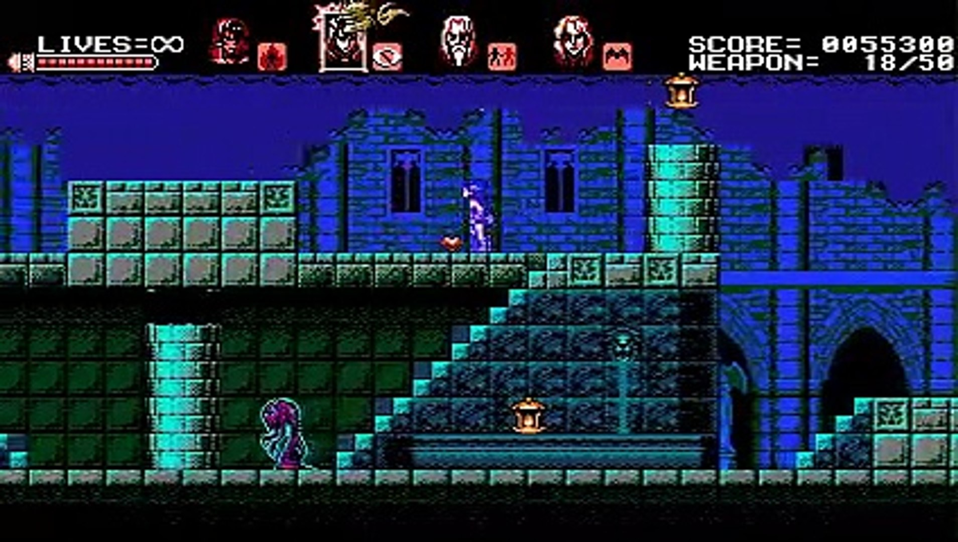 Bloodstained - Curse of the moon (04/11/2019 20:17)