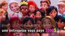 Alerte emploi de rêve : pour 30 films Disney visionnés, une entreprise vous paye 1000$