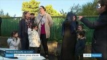 Béziers : les élèves privés d'école après l'incendie d'Halloween