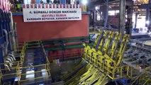 KARDEMİR'in kütük döküm kapasitesi 3,5 milyon tona ulaştı - KARABÜK