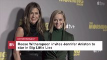 Jennifer Aniston Invited For 'Big Little Lies'