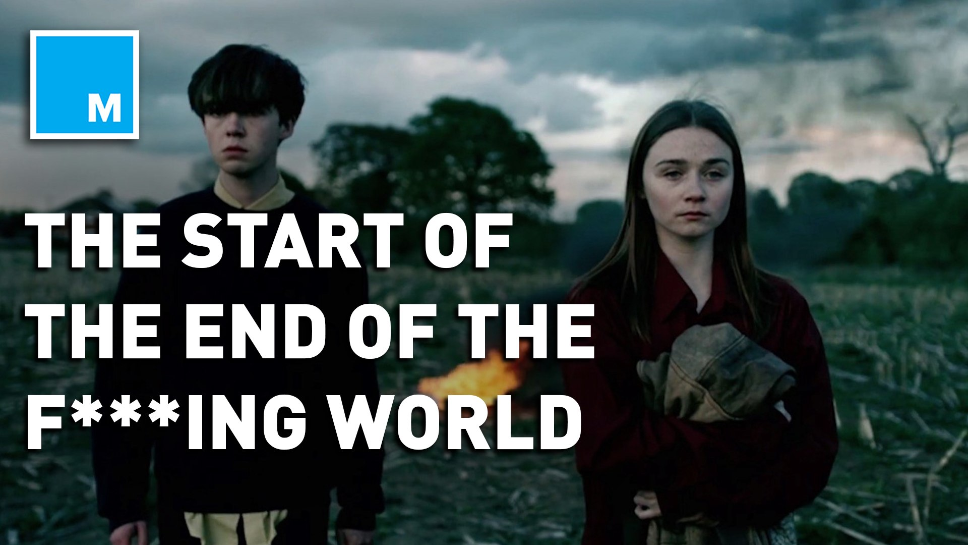 When exactly is the end of the f***ing world in 'The End of the F***ing World'?