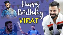 Virat Kohli turns 31 today | OneIndia News