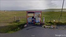 Google Earth Reveals The World's Most Unusual Bus Shelter