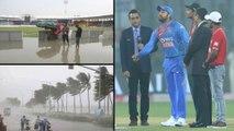 India vs Bangladesh 2nd T20 : Second T20 At Rajkot Could Be Hit By Cyclone Maha || Oneindia Telugu