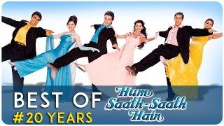 BEST Scenes Of Hum Saath Saath Hain   Celebrating 20 Years Of HSSH   Salman Khan, Sonali Bendre