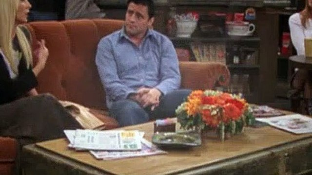 Friends S10E09 The One With The Birth Mother