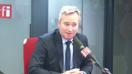 Jean-Baptiste Lemoyne - RFI mardi 5 novembre 2019