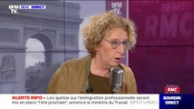 """Muriel Pénicaud: """"Un demandeur d'emploi sur cinq, lorsqu'il entre au chômage; touche plus que lorsqu'il travaillait"""""""