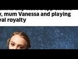 Vanessa Paradis,, pression sournoise, recadrage public de Lily-Rose