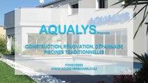 Aqualys Piscines et Spas, fabrication et installation de piscines et spas à Fonsorbes