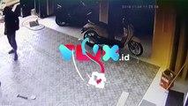 Rekaman CCTV Detik-detik Septic Tank Meledak, Satu Tewas