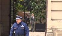 Formation du gouvernement fédéral : Le roi Philippe de Belgique accueille Gwendolyn Rutten pour une consultation royale