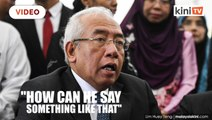 EC should look into 'racist' statement by minister, says Mahdzir Khalid