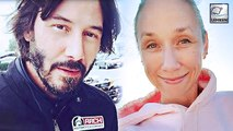 FINALLY! Keanu Reeves Is Dating Alexandra Grant, His First GF In Decades!