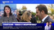 """Chanteloup: """"odieux et insupportable"""" - 05/11"""
