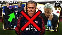 "Fan TV | 4 Reasons why Jose Mourinho should ""Never ever ever"" manage Arsenal"